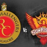 Good Luck @RCBTweets and @imVkohli We can do it this time! 3rd time lucky! #RCBvSRH https://t.co/aIJpuoVWqY