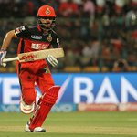 Yet another fifty for Virat Kohli. He now has the most number of sixes in #IPL2016 #RCBvSRH #IPLfinal https://t.co/iLaffht29c