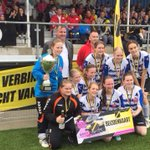 Dit zijn ze: de winnaars van de Ladies Street League seizoen 15/16! Gefeliciteerd team Prinsenbeek! #NACpraat https://t.co/Lb143qytEM