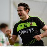 Jason Doherty celebrates scoring a goal for @MayoGAA in their Connacht clash with @LONDAINGAA! #GAA https://t.co/BROfzC1QUE