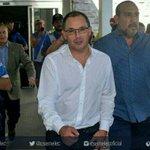 Alfredo Arias llegó a Guayaquil para hacerse cargo de la dirección técnica de @CSEmelec https://t.co/PYWY7KTD9R