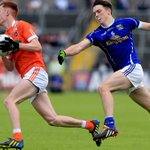 Ulster SFC quarter-final half-time: Cavan 1-09Armagh 0-07. LIVE blog: https://t.co/mY3pVposWf #GAA https://t.co/DS8qrA436U
