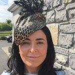 Fun @mariedolanhats #millinery #bespoke #WearingIrish #Ireland #handmade @busybeaders2013 busybeaders@sewingconcepts https://t.co/ikhQGKXjZW