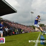 Cavan are Flying!! By far the better team, they lead Armagh by 5 at half time. #TheToughest https://t.co/vxgDKzvoXV