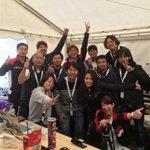 #ニュルブルクリンク 現地中継チームで集合写真!本当にお疲れ様でした!スーパーチームワークの最高のクルー!! #japoms #nur24jp #Nurburgring24 https://t.co/KqCXJ7Cyve