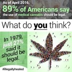 Opinions are changing! Weve come a long ways! https://t.co/Gr0V3UhYjw #legalization #cannabis https://t.co/MvMXlGRvdw