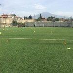 Per la #GiornataNazionaleDelloSport allestiti 12 mini campi per piccoli atleti #FigcCatania https://t.co/AyHe4sx2nS
