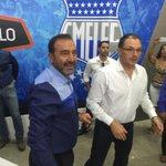 .@RadioHuancavilk [FOTO] Ya empezó la rueda de prensa de presentación de Alfredo Arias, el nuevo DT de @CSEmelec https://t.co/wzquzVdjHw