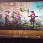 .@DisneyStudiosCA Alice #ThroughTheLookingGlass Reminds You To Make Time For Your Family https://t.co/mtDz99bt77 https://t.co/n72pDMZ6tB