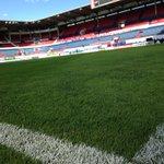 En dos horas, #Osasuna se juega tres puntos vitales sobre esta alfombra. ¡Hemos sufrido juntos y soñamos juntos! https://t.co/HxV9M0k8AE