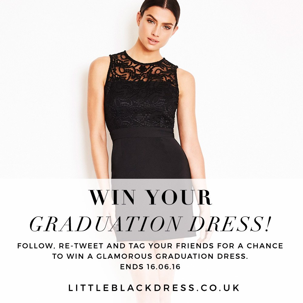 Win a graduation dress with our fabulous competition! https://t.co/mtWotUNq2v #GraduateLBD #MyLBD #graduation https://t.co/uo01A3fhE3