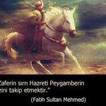 İstanbul fethinin müjdesi fahrı kainat efendimiz A.S.S vermiştir. Sultan mehmede sadece o övgüye laik olmak kalmişti https://t.co/1sP5fPslYo