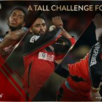 """@RCBTweets: Our best bowling was sandwiched between two run deluges! Clear task: Make 209, win the #IPL #RCBvSRH https://t.co/wN965kibVj"""