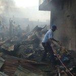 Incendio afecta mercado público de La Vega https://t.co/PlnWvxycXm https://t.co/J46ZO4AOu5