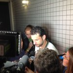 """Fred: """"No lance do gol o mérito foi do Douglas. Fiz minha obrigação"""". #Fluminense https://t.co/yADPCAI4GE"""