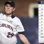 Starting lineup for your Tigers: #WarEagle https://t.co/rpBkvKbPVF
