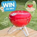 DONT MISS OUT - FLW & RT for your chance to WIN this portable BBQ! ???? #Comp ends at midnight on Tuesday! #winit https://t.co/xBtLo3UGjo