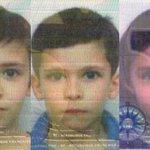 Alerte enlèvement : Si vous localisez les enfants ou leur père, appelez immédiatement le 0800 36 32 68. https://t.co/sk1klM6yCi