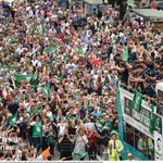 Hard to believe this is our city today and not Madrid or Barcelona. Thank you @connachtrugby https://t.co/rOeBuesb9O