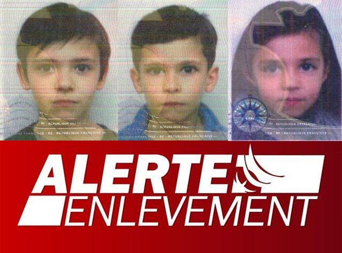 ALERTE ENLÈVEMENT déclenchée pour trois enfants dans le Rhône -> https://t.co/PHYjHRW0nK