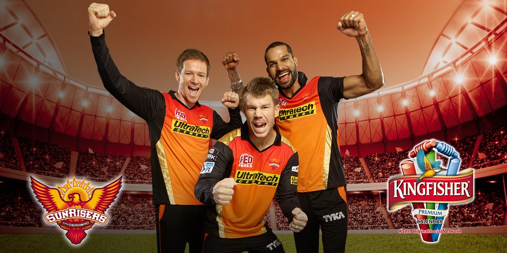 The @SunRisers shine the brightest tonight - congratulations to the team! #UnitedByGoodTimes #RCBvSRH https://t.co/nKkTPvppdJ