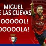 🕒 7 | ¡GOOOOOOLAZO! ¡GOOOOOOLAZO! ¡MIGUEL DE LAS CUEVAS! (1-0). #FinalLigaAdelante https://t.co/xIFH7281Jb