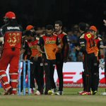 """@ndtv: .@SunRisers Hyderabad beat Royal Challengers Bangalore by 8 runs to win their maiden #IPL title. #RCBvSRH https://t.co/36w4Bobrfa"""