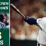 In 1997 and 1998, Junior belted a career-high 56 home runs, leading the American League both years. #JrHOF https://t.co/NPagVK0fuB