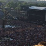 Havent seen this much sunshine in croke park in a while, cheers Bruce! ☀️☀️???????? https://t.co/92sMLK6ju0