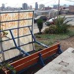 Tres semanas en el suelo lleva este paradero en subida Coviefi, cero interés x estos espacios #Antofagasta https://t.co/OFoO9vpD0h