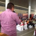 #Mérida Presentación de COMÚN en la FILVEN 2016 ¡Se viene Común....! https://t.co/EMltSTHHoe