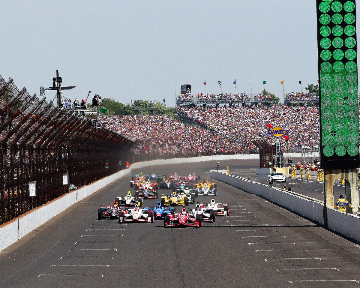 Indy 500 Embraces Technology With Microsoft Azure And IoT. @Microsoft @IndyCar @BlueMetalInc https://t.co/OBmbPUyycw https://t.co/Zmhs9Uy4XX