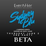 Still looking for a chance to win a ticket? Check out the pre party at @Beta_Nightclub! Ticket giveaways + more!! https://t.co/zHC8bo1pca