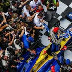 """""""I have no idea how we pulled that off."""" – #Indy500 winner @AlexanderRossi https://t.co/LAKpUwXNR0 https://t.co/x03575XlNC"""