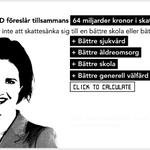 Sammanfattningsvis. (klicka på bilden för att kontrollera borgarnas uträkningar) #pldebatt #svtagenda https://t.co/PpmcFClqHT