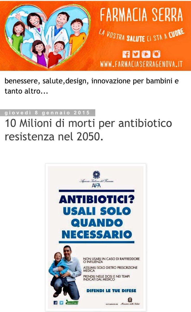 Su #report il tema #antibiotici e rischio di #resistenzapassiva. Ne parliamo da tempo https://t.co/ggOEUXCqaz… https://t.co/keyh1FwRma