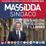 #massiddasindaco #cagliari2016 https://t.co/LEm6JUK5yi