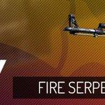 NEW T & CT SIDED GIVEAWAY!  Fire Serpent & M4A4 Howl  RT + Follow, more entries https://t.co/2trpYgKfmk  GLHF! https://t.co/TSvdldTJP8