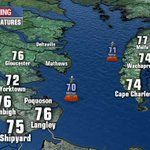 PENINSULA: A look at temps on the Peninsula and Eastern Shore as of May 29, 2016 at 04:17PM #hrweather #ESVA https://t.co/LT0fQrgDgK