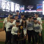 Awesome time at the @Mariners game - thank you for the opportunity! https://t.co/J5ee2ByOLt