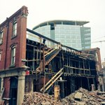 RT @hpxjosh: Old and new #Halifax. Old TazRecords site looking on to the new Convention Centre. #h https://t.co/45EYyGZBUc