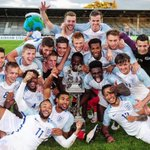 Champions! Been a pleasure to play with such a talented group???? @England 21s https://t.co/w31kLdajxz