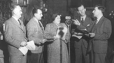 On this day in 1950, BBC Midlands Home Service broadcasts a new pilot programme, The Archers of Ambridge #thearchers https://t.co/YDZNhVIHFK