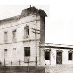Antigua intendencia y Banco de Chile, 100 años después siguen ahí pero con otros edificios. Circa 1915 #Antofagasta https://t.co/LeGSRuegOl