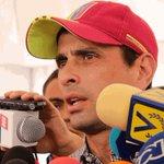 Capriles exige al CNE fijar puntos de validación de firmas para revocatorio https://t.co/Pbnt3VIDPm https://t.co/RsbS79J9W7
