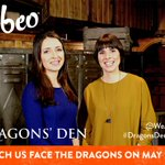 #Dragonsden - future is bright for Kate and Liz @WeAreObeo @NCAD_Dublin @NovaUCD @RediscoveryCtr @endaodowd https://t.co/sA66IhBPUy