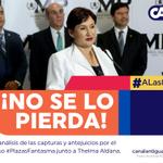 ¡Hoy! #ALas845: Thelma Aldana nos acompañará para analizar el caso #PlazasFantasma. ¡No se lo pierda! Le esperamos. https://t.co/QSV2EBo0hA