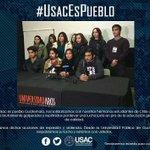 Desde #GUATEMALA llega un mensaje de solidaridad con la lucha de las y los estudiantes chilenos. https://t.co/JJ9emZRnE3