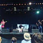 Over on the Yeti stage, its @KillRockStars trio @TheseWimps here at @Sasquatch! #Sasquatch2016 https://t.co/kolKWA6ph3