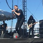 """""""Scottish people & sunlight dont go together very well."""" -- @TheTwilightSad, on now at @Sasquatch! #Sasquatch2016 https://t.co/ctabOGBleO"""